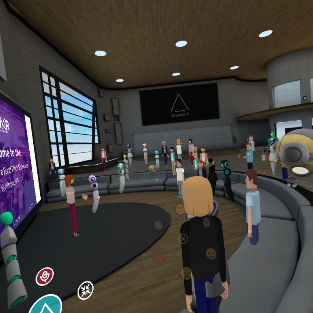 VR Funding Event for Women in VR