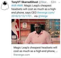 magic leap cheapest headsets