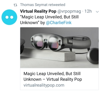 Magic Leap unveiled but still unknown