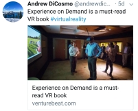 must read vr book