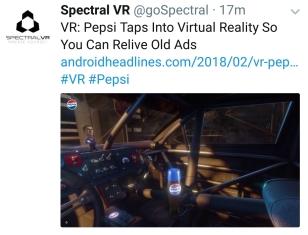 Pepsi VR