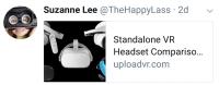 standalone headsets