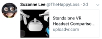 standalone headsets