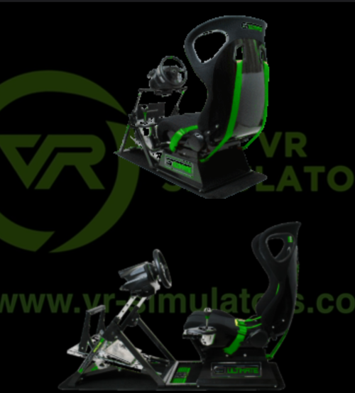 The Uk S First Full Motion Vr Racing Centre Vr Simulators Glasgow