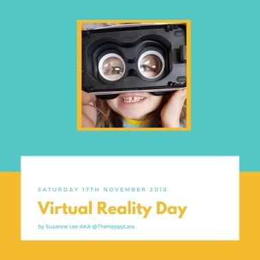Virtual Reality Day 2018