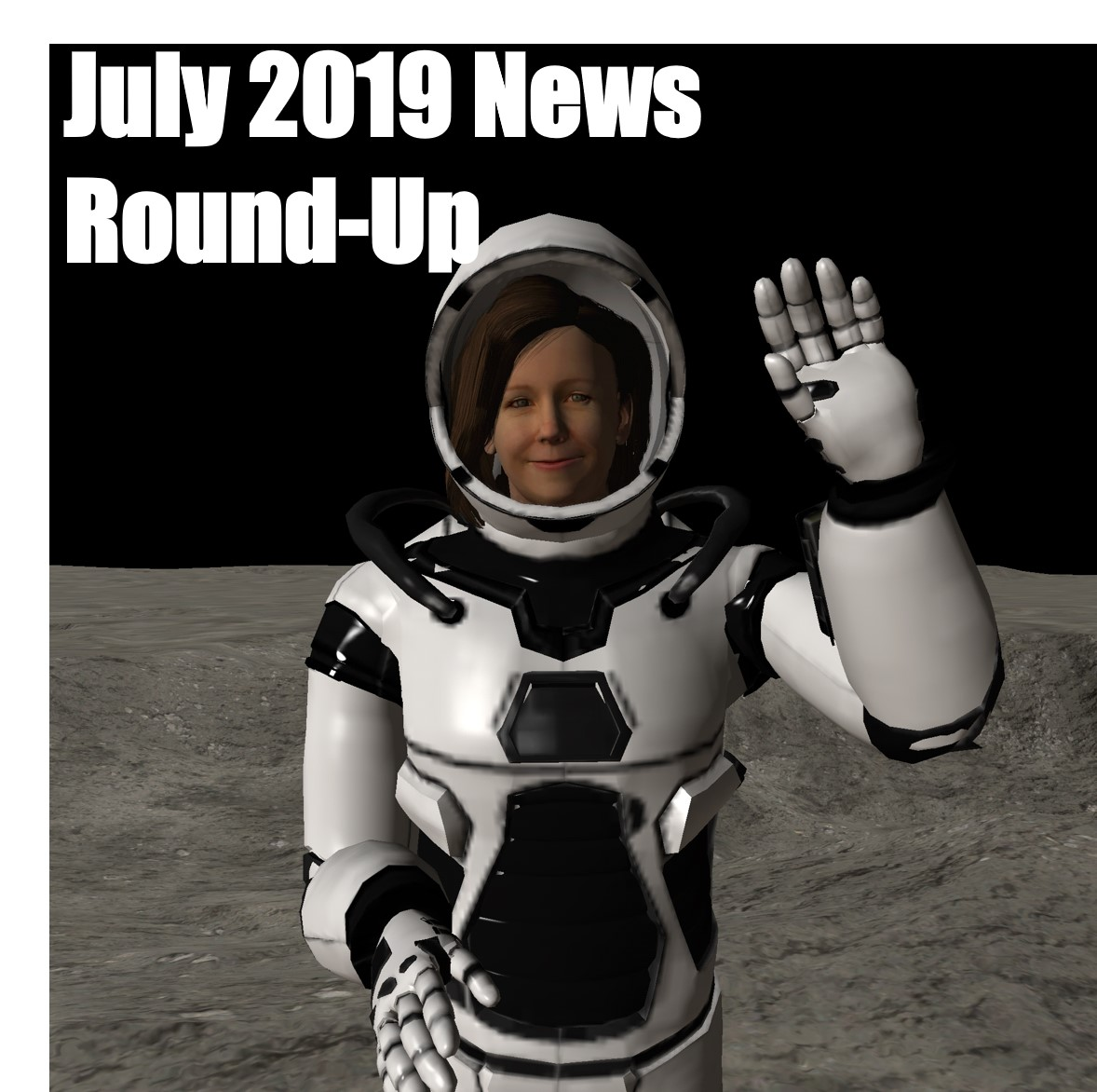 Immersive News Round-Up July 2019
