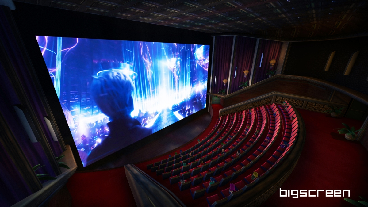 Bigscreen VR Brings 50 Free Channels To Enjoy Inside The Metaverse!