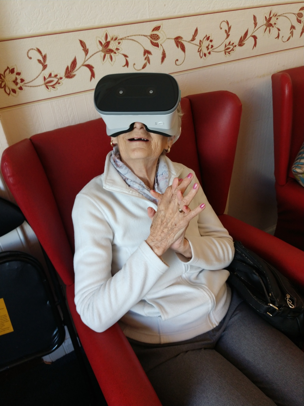 Phenomenal Results When Using Virtual Reality for Dementia